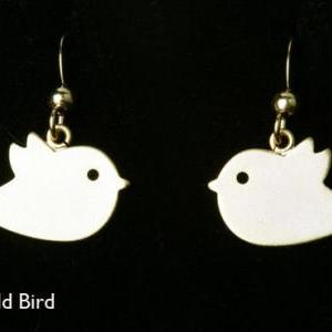 Love Bird Earrings,Dangle Earrings,..