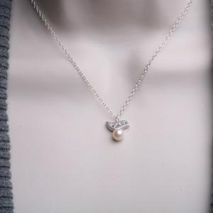 Bird initial necklace,Mother Jewelr..