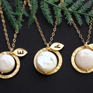 Set of three,Gold Filled Circle,Coi..