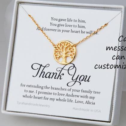 Family Tree Necklace,tree of life,M..