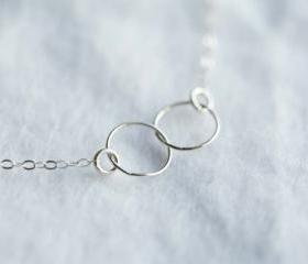 Circle Necklace,Eter..