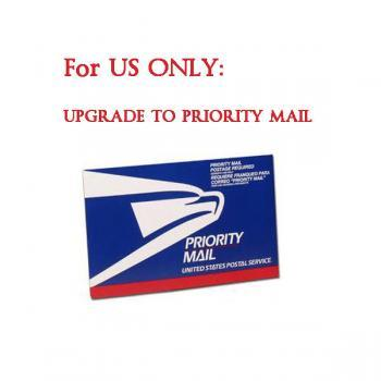 US Priority mail upgrade